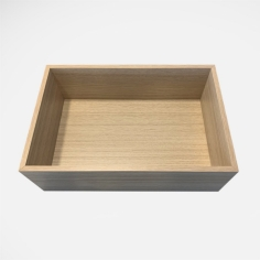 Copenhagen Chic box CB2 - Large, Oak