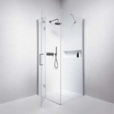 High Line H90WDL - 8 mm, 90x90x200h, Easy Clean