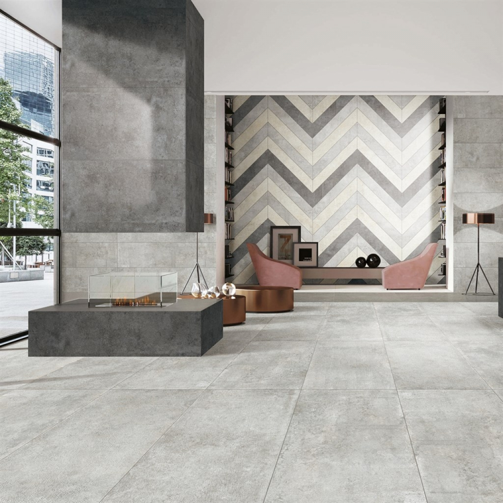 Noormood Grey Concrete SIL48N 120x60